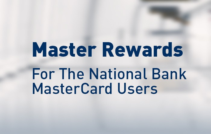 Master Rewards...